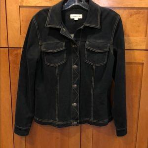Soft Denim Jacket